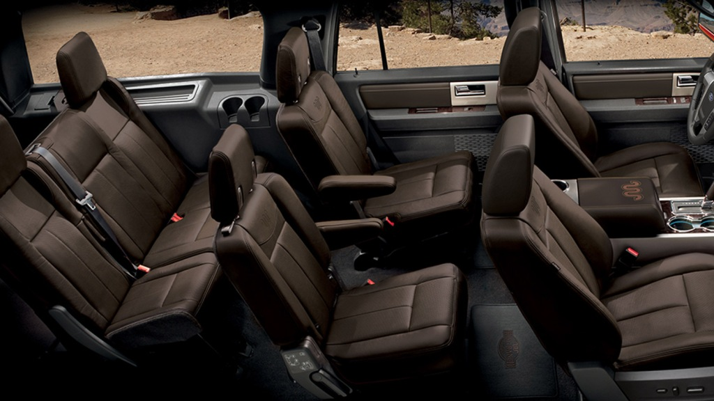Amazing Changes In The 2017 Ford Expedition
