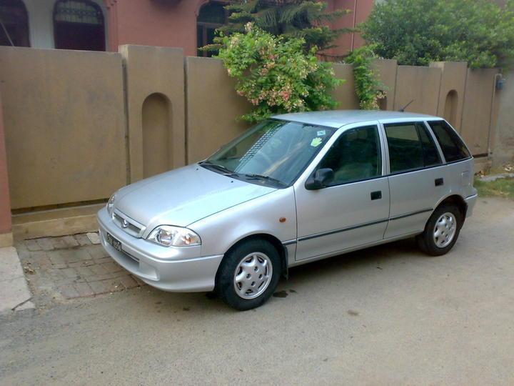 Suzuki Cultus 2005 Price in Pakistan, Review, Full Specs  Images