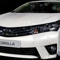 Precios Toyota Corolla 2014