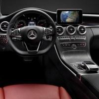 Mercedes-Benz enseña el interior del nuevo Clase C