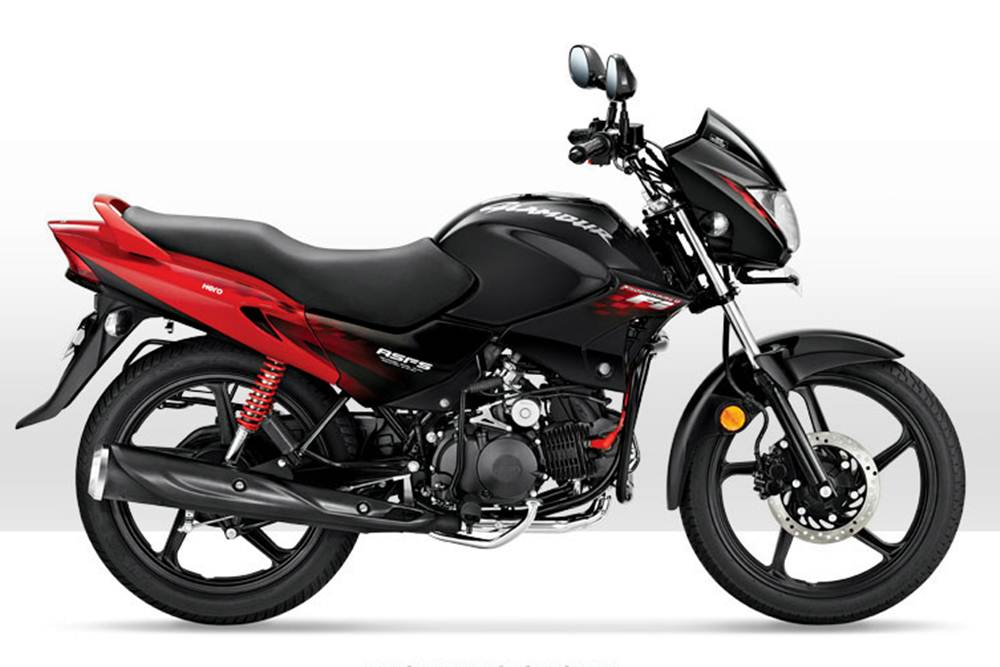 Hero Glamour Motorcycle Specification