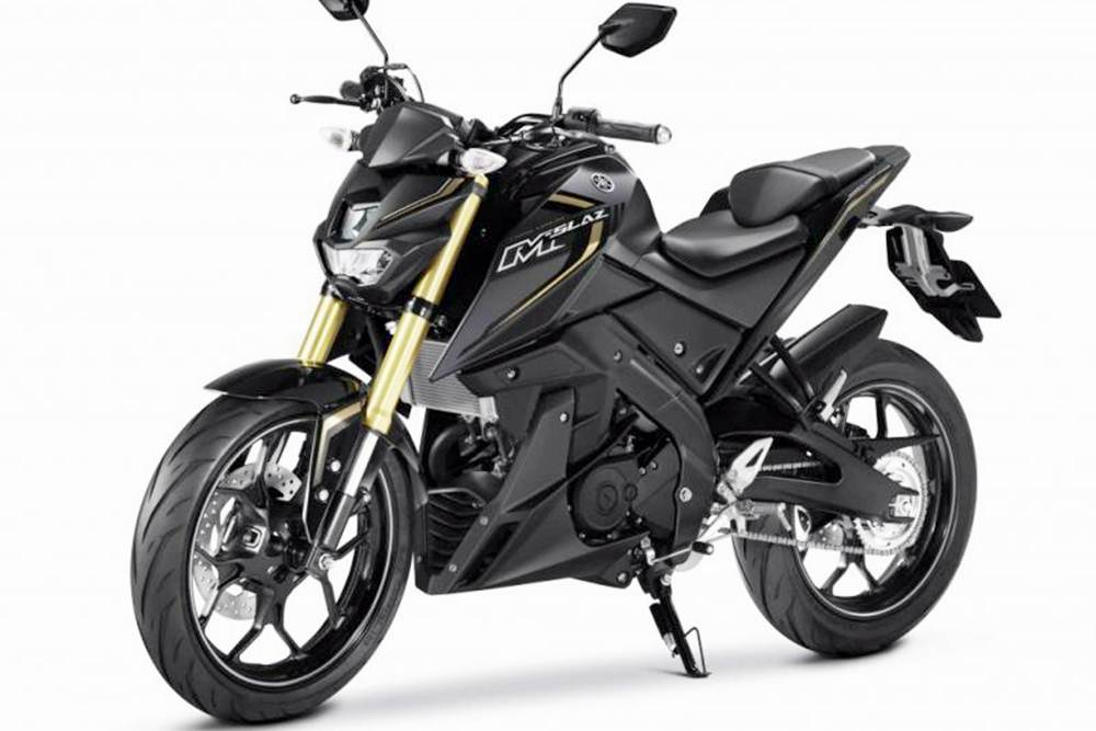 Yamaha M Slaz Motorcycle Specification