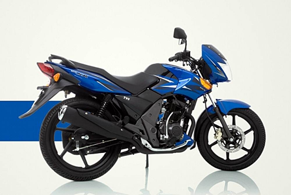 TVS Stryker 125 Motorcycle Review