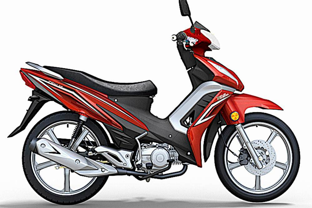Atlas Zongshen ZS 110-56 Motorcycle Specification