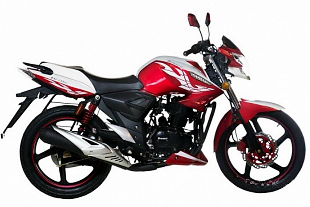 Bennett RS2 Motorcycle Specification