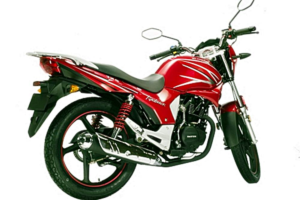 Dayun Roebuck Motorcycle Specification