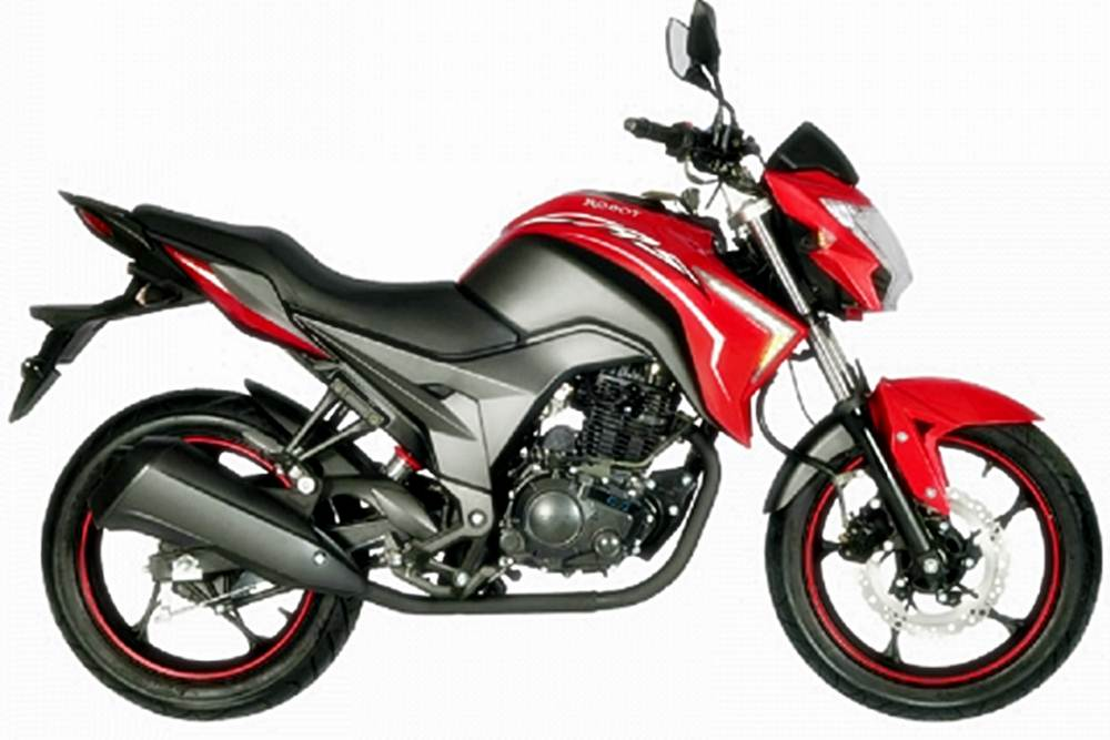 H Power Robot Motorcycle Specification