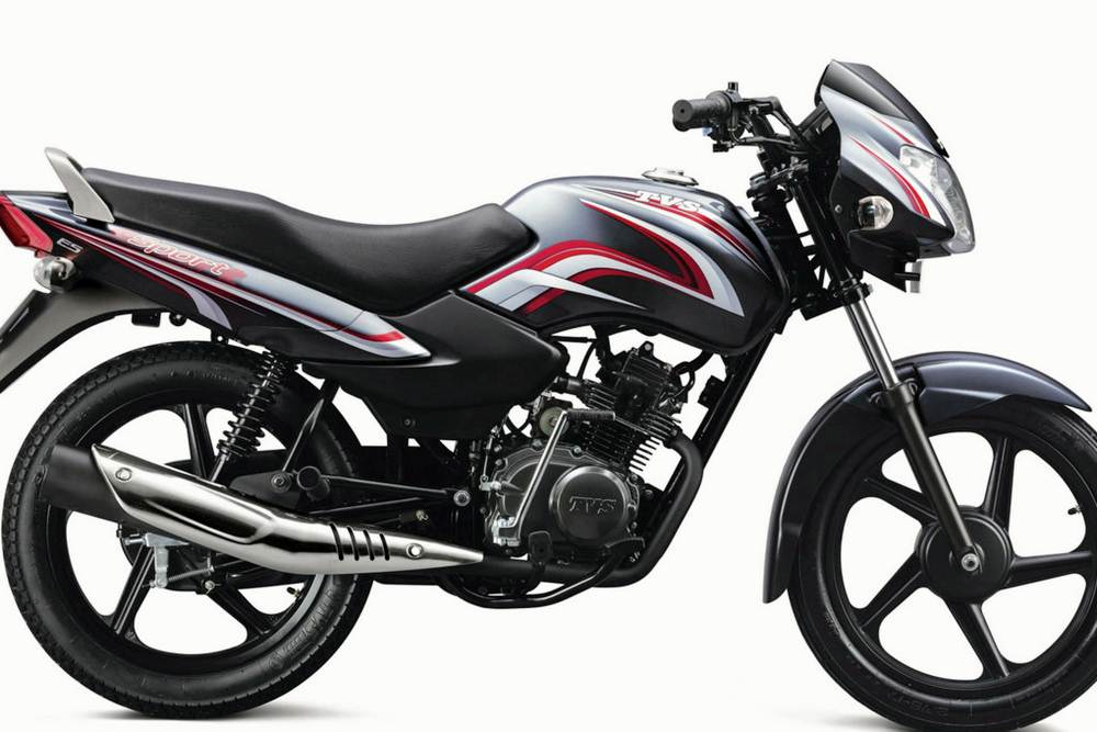 TVS Sport ES Motorcycle Specification