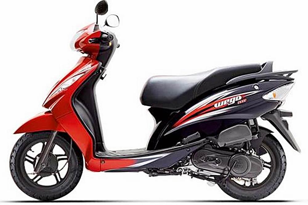 TVS Wego 110 Scooter Specification