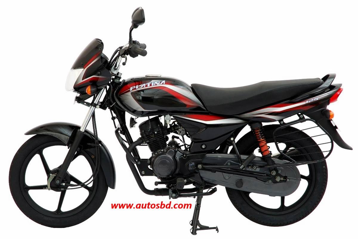 Bajaj Platina 100 Motorcycle Specification