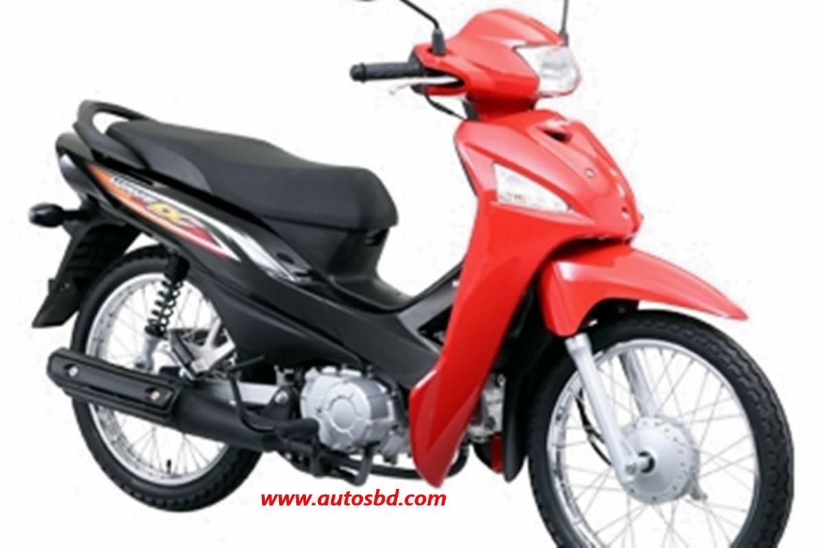 Honda Wave Alpha Motorcycle Specification
