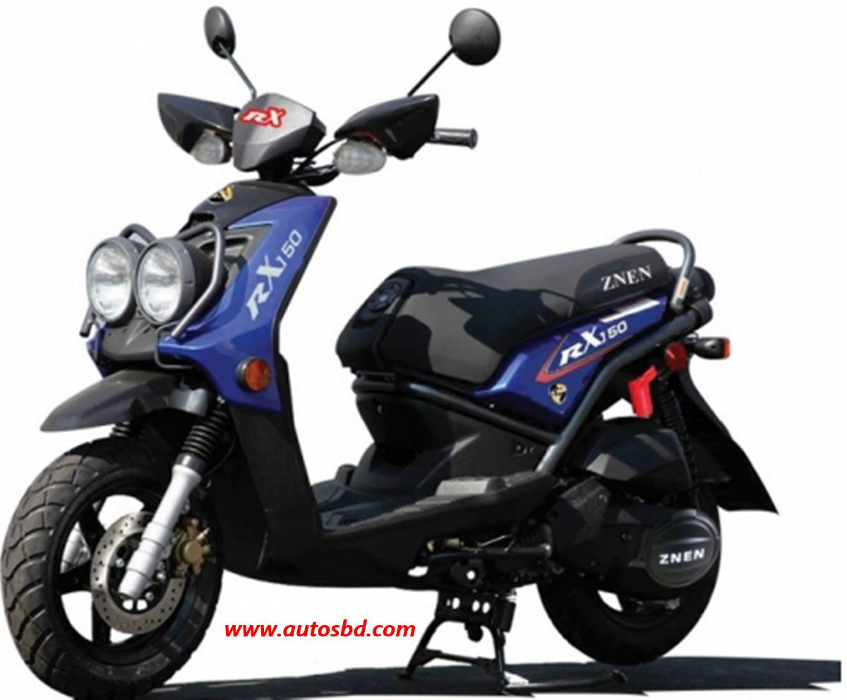 Znen RX 150 Motorcycle Specification