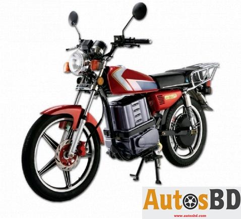 Akij Samrat Motorcycle Specification