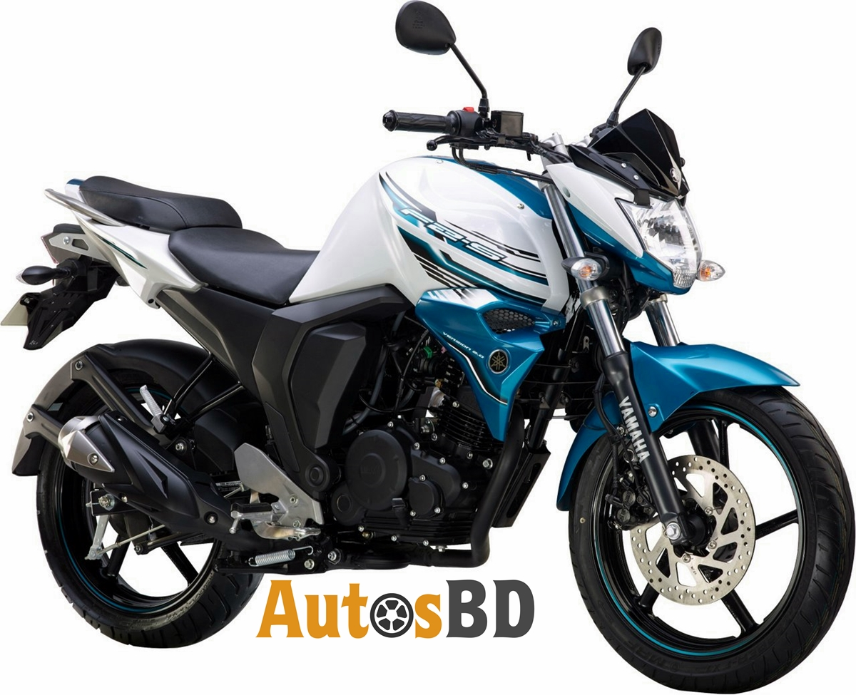 Yamaha FZS FI Motorcycle Specification