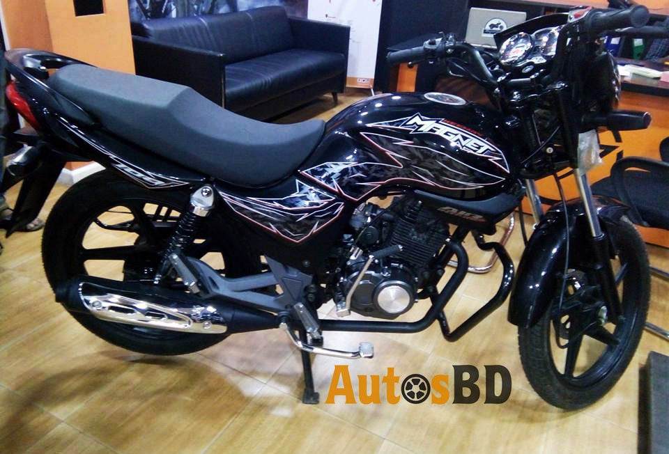 Keeway Magnet 100 Motorcycle Specification