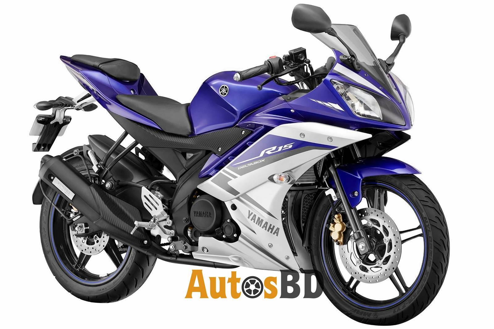 Yamaha R15 V2 Motorcycle Specification