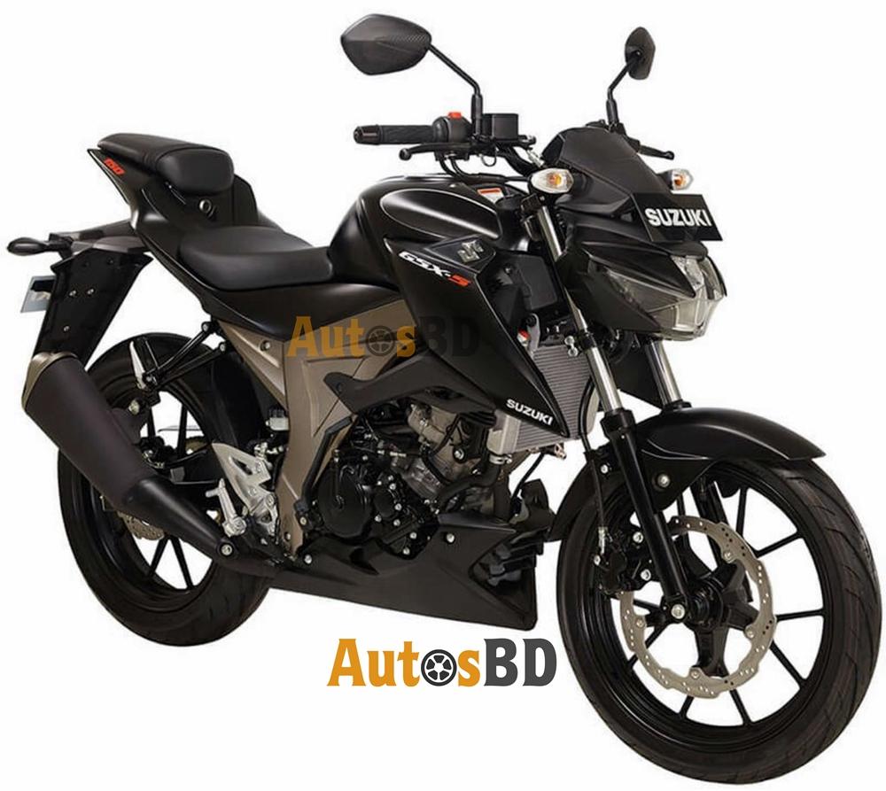 Suzuki GSX-S150 Motorcycle Specification