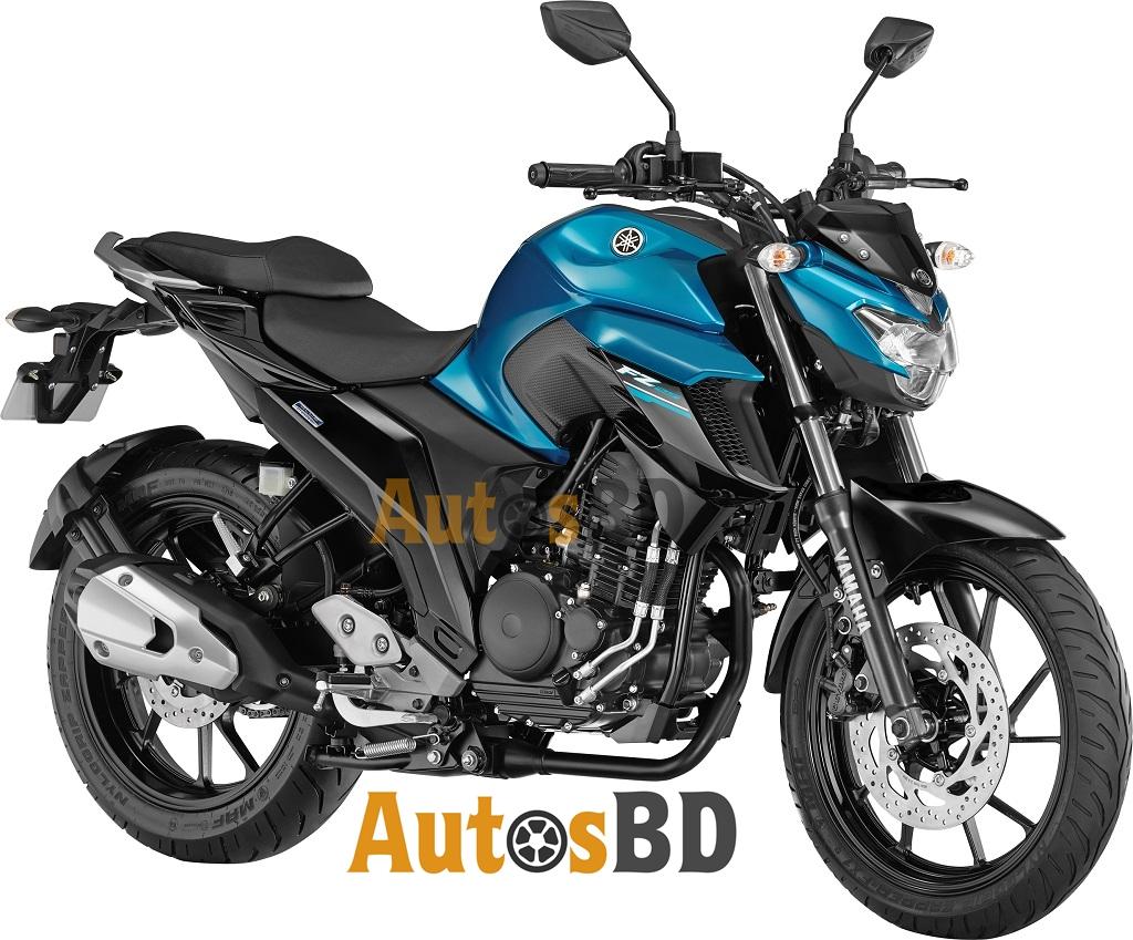 Yamaha FZ25 Motorcycle Specification