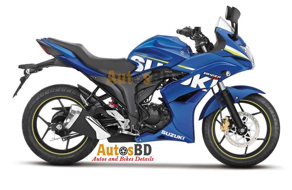 Suzuki Gixxer SF MotoGP SD Motorcycle Specification