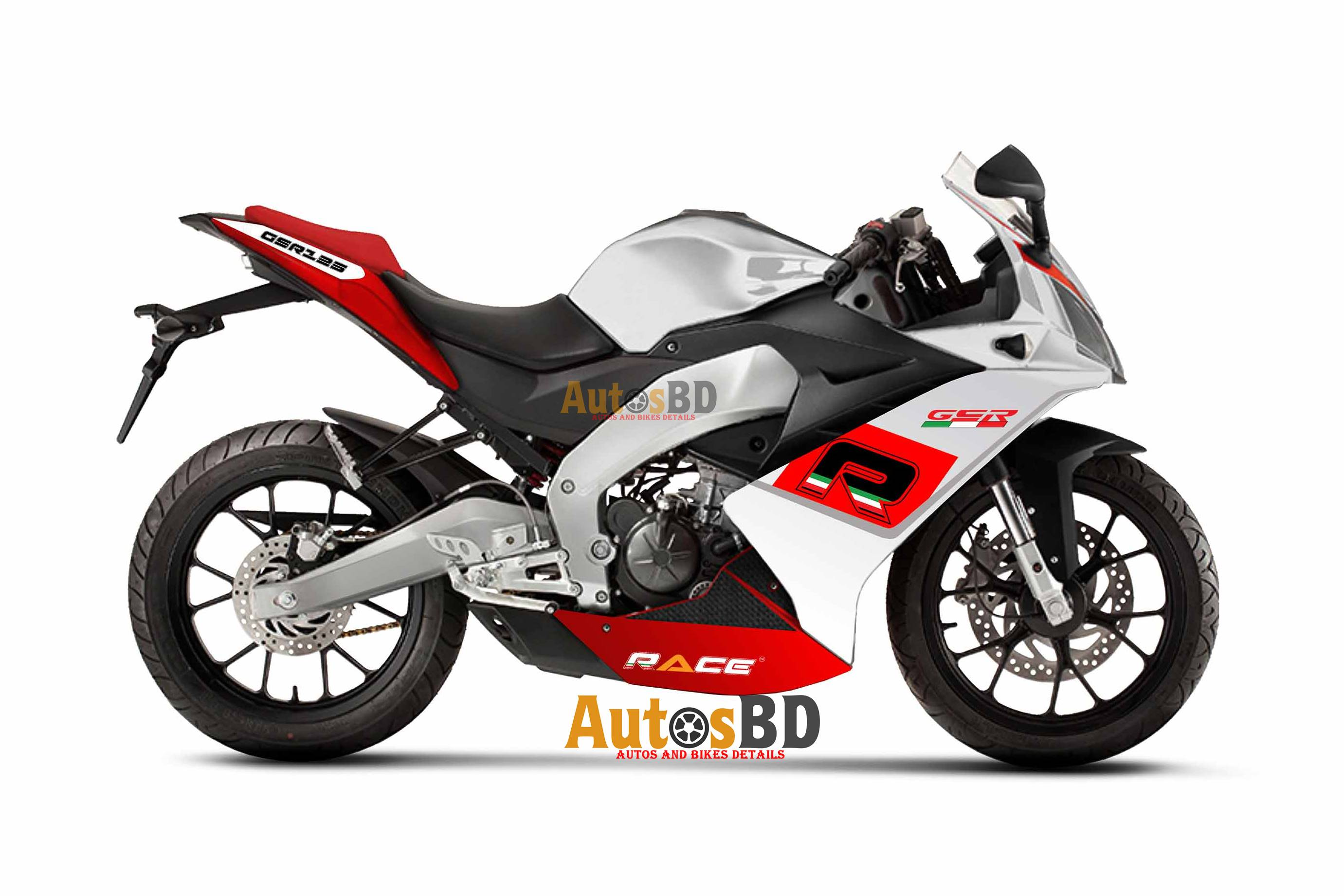 Race GSR125 Motorcycle Specification