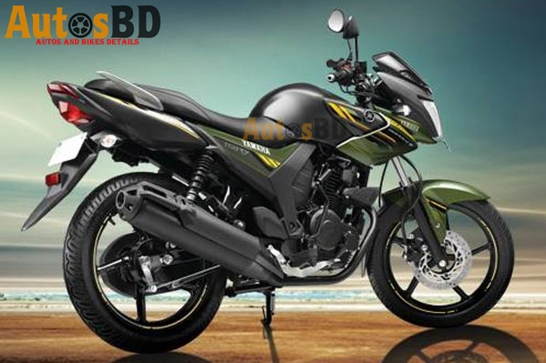 Yamaha SZ-RR Matt Green Edition Motorcycle Specification