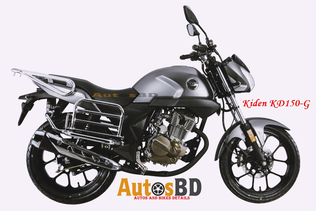 Kiden KD150-G Motorcycle Price in Bangladesh