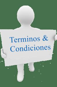 tarifas condiciones rent car