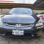Honda Accord en Managua 2005