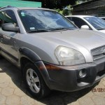 Hyundai Tucson en managua 2003 (1)