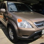 Honda CRV en Managua 2003 (3)