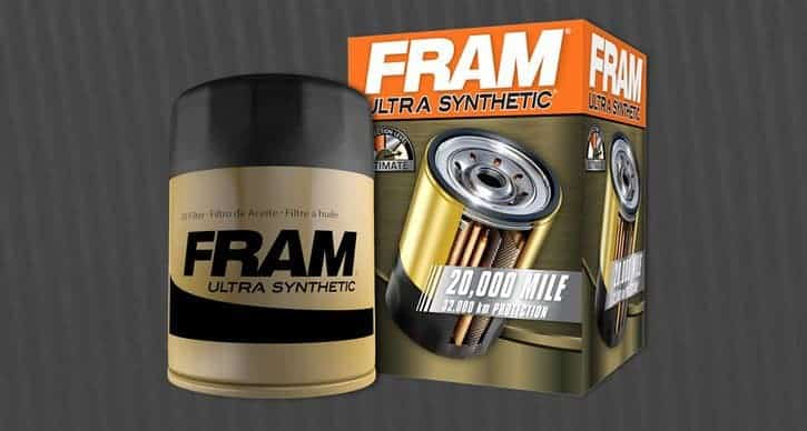 Fram Ultra Synthetic Oil Filter Reviews High Mileage Oil filters