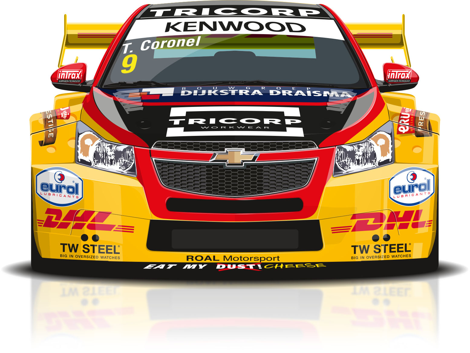 Tom Coronel Tom Coronel Feels Privileged With Participation In Fia Wtcc 2016