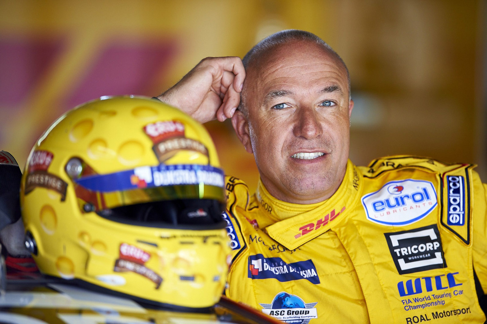 Tom Coronel Tom Coronel Misses Out On Victory In Fia Wtcc Season Opener In