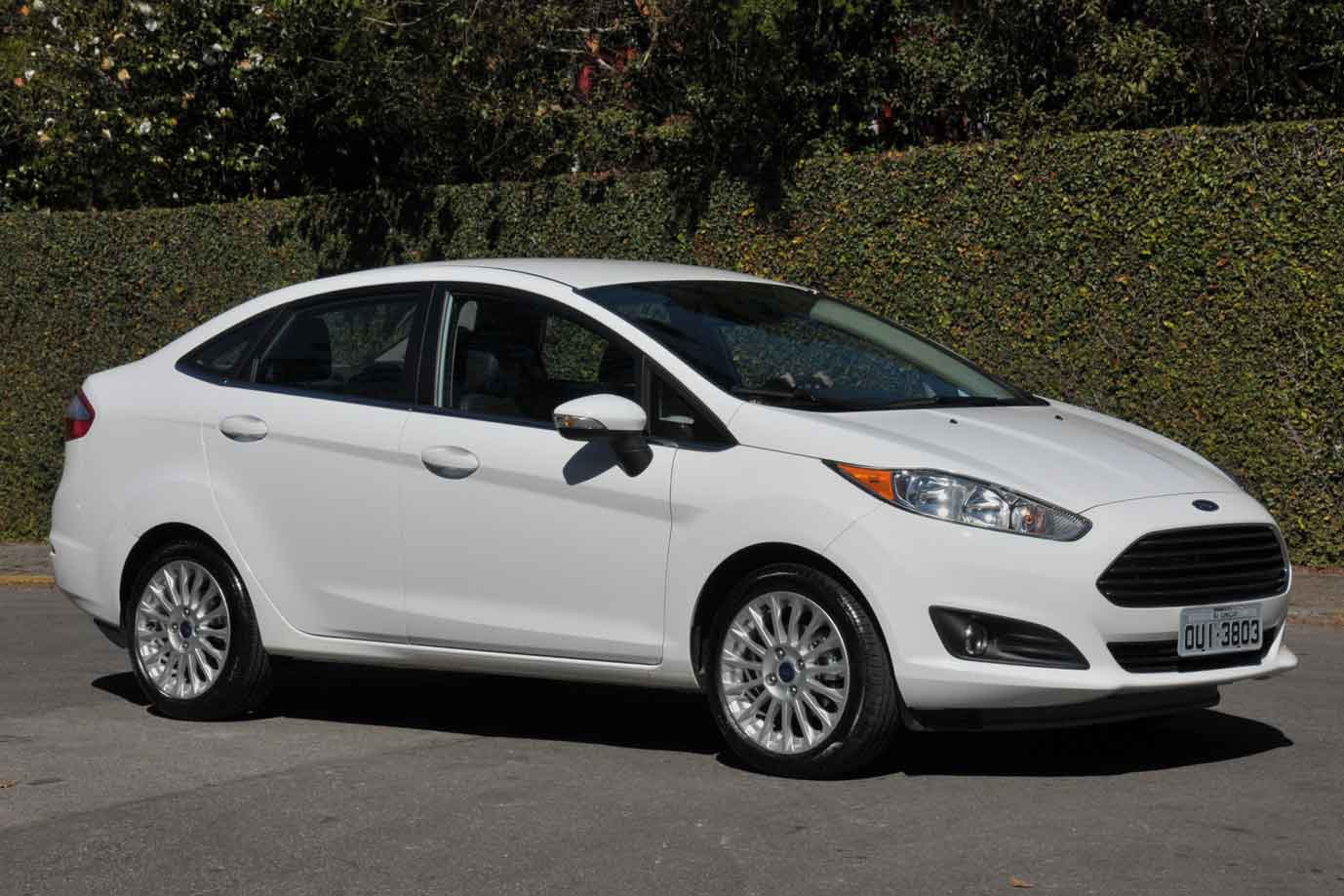 New Fiesta 2014 Mexicano Novo Ford Fiesta Sedan 2014 Chega Por R 49 900
