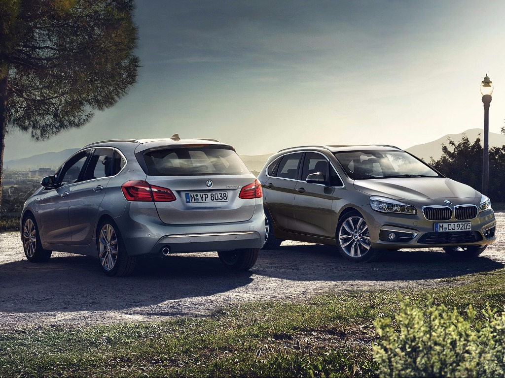 Bmw 2 Series Length New Bmw 2 Series Iperformance Active Tourer For Sale