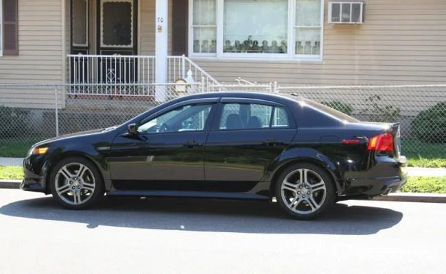 origin 2006 Acura Tl Hp