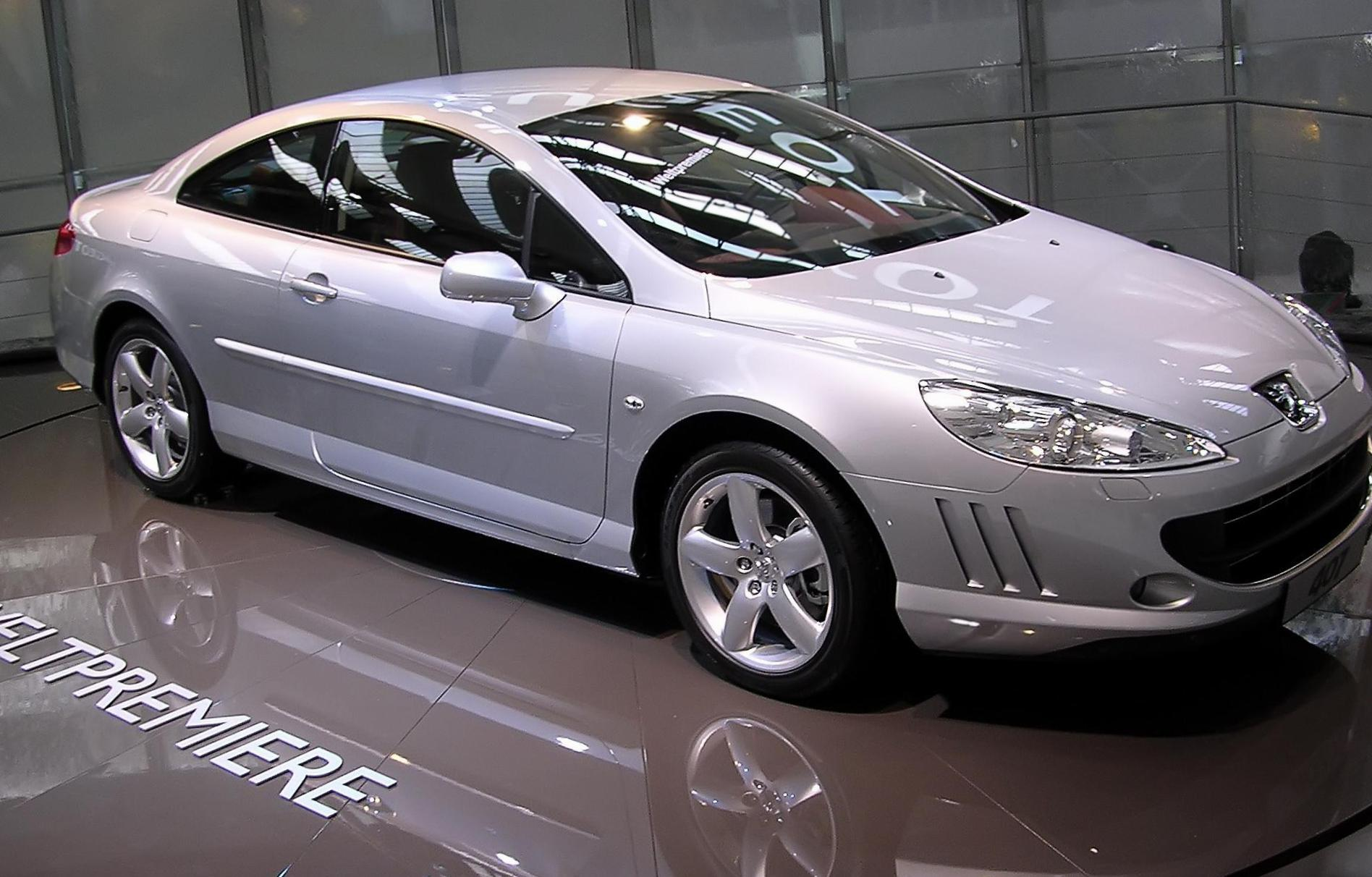 Coupe Peugeot Peugeot 407 Coupe Photos And Specs Photo 407 Coupe Peugeot New