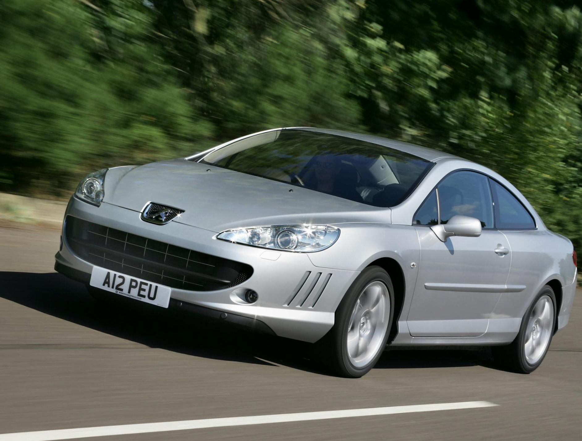 Coupe Peugeot Peugeot 407 Coupe Photos And Specs Photo 407 Coupe Peugeot Specs