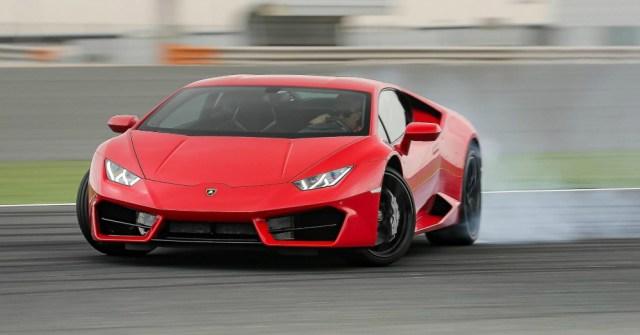 11.22.16 - Lamborghini Huracan LP 580-2