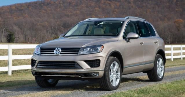 11.23.16 - Volkswagen Touareg