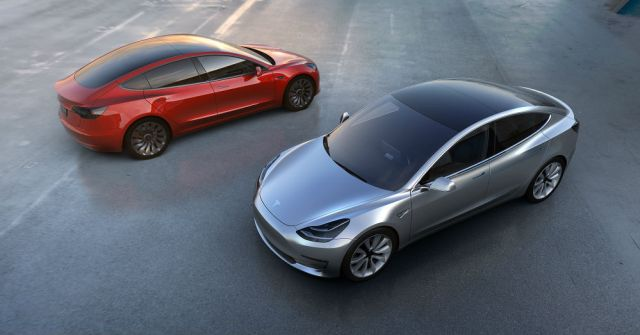 Tesla may have the largest test fleet.
