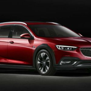 2018 Buick Regal Tour X