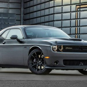 2018 Dodge Challenger The Only Muscle Car for You