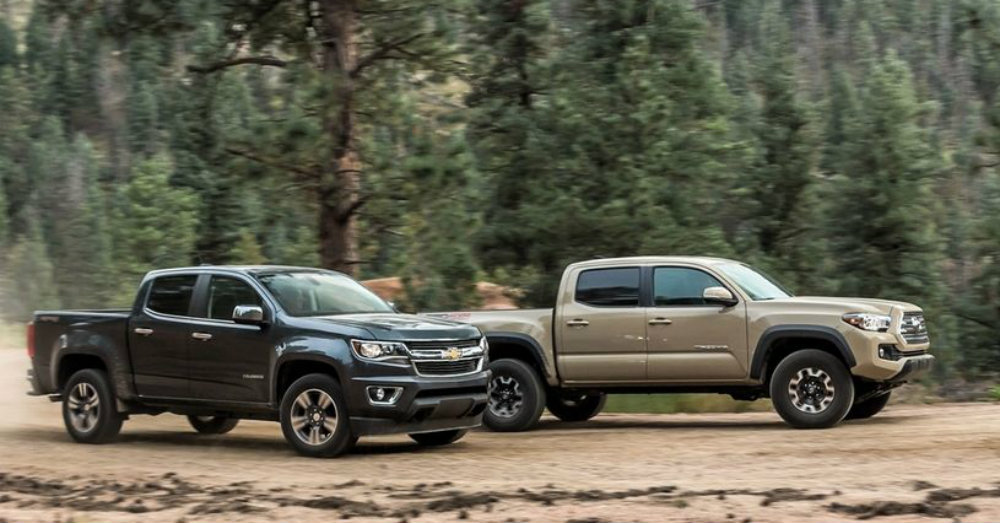 Mid-Size Pickups Need Safety Improvements