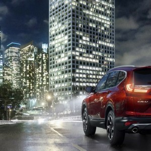 2018 Honda CR-V: The Whole Package
