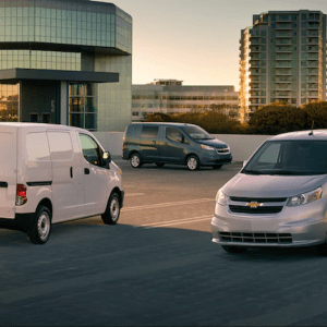2018 Chevrolet City Express