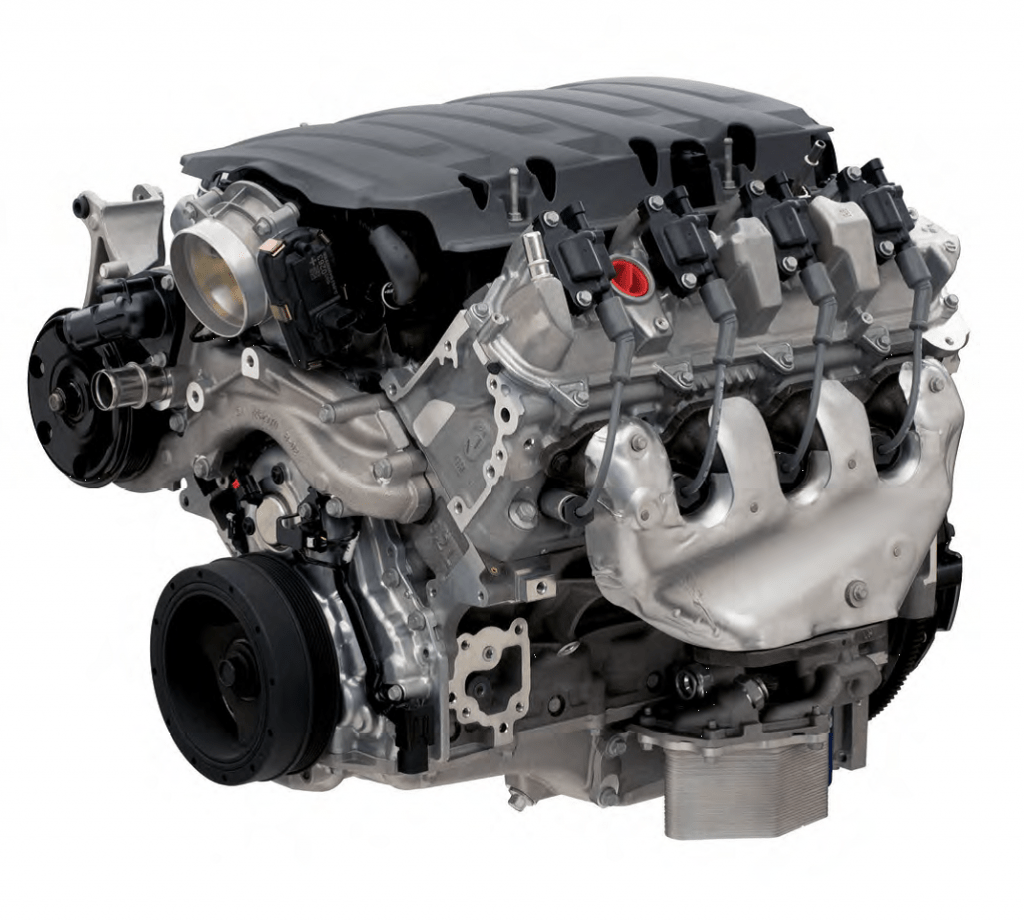 Crate Motors The Most Powerful Chevy Crate Engines That Gm Ever Has Approved To
