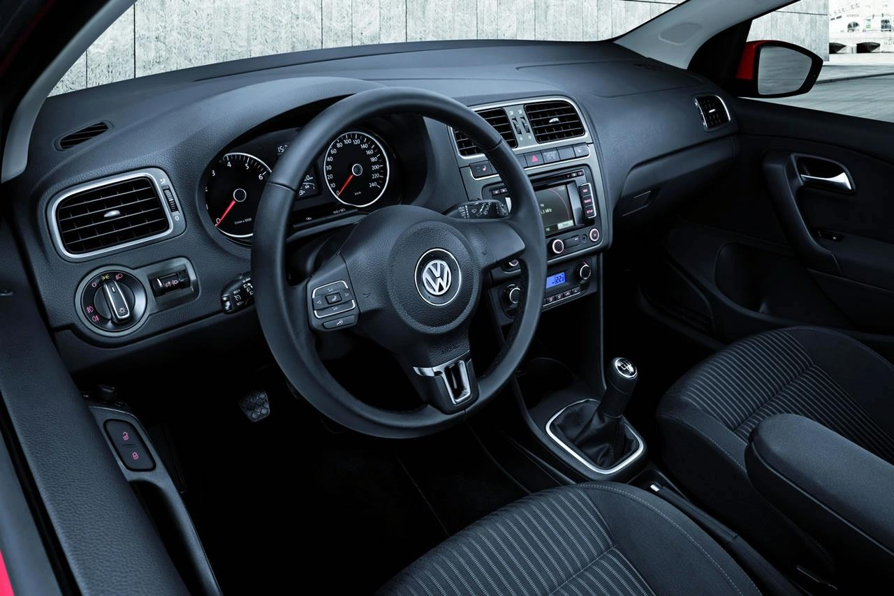 Volkswagen Polo 2009 Interieur Volkswagen Polo Mkv 2009 Official Interior Img 18 Its