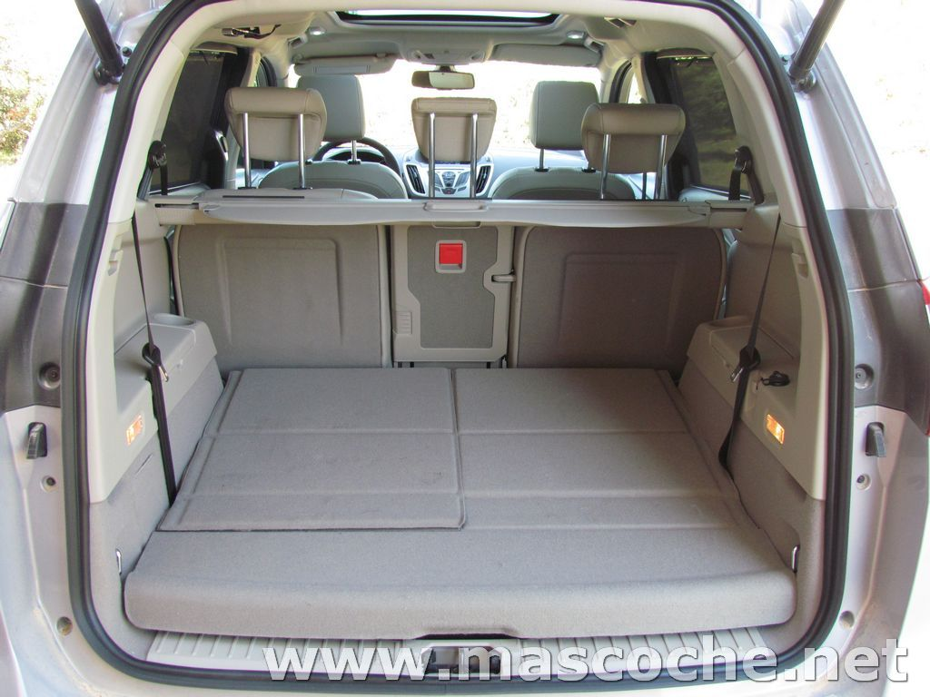 Dimension Grand C Max Ford C Max Interior Dimensions Ford Grand C Max Interior