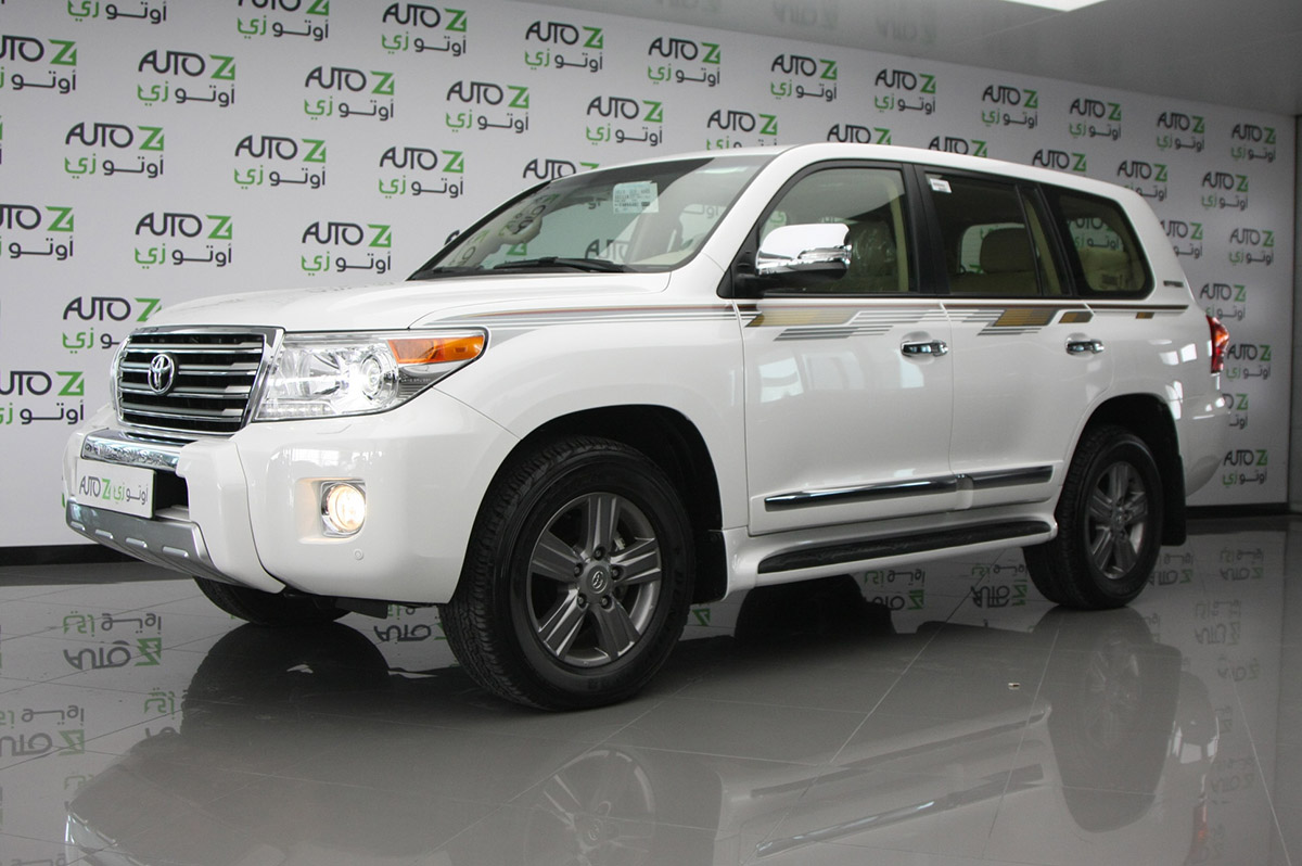 Toyota Land Cruiser GX-R